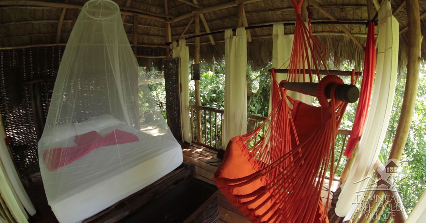 Dominican Treehouse Village – Samana, Dominican Republic